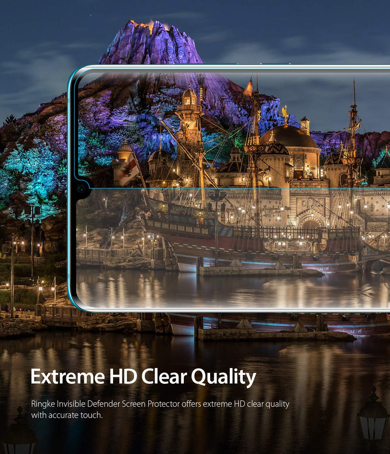 Ringke Tempered Glass Huawei P30 Pro -2019