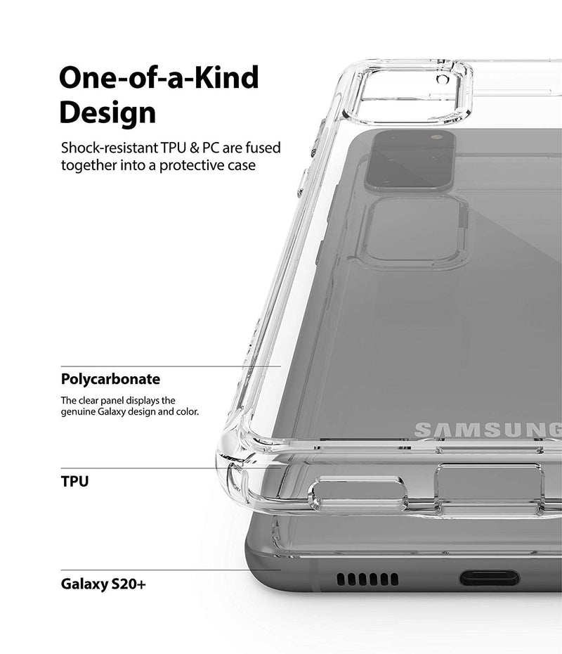 Ringke Fusion Samsung Galaxy S20 Plus and Galaxy S20 Plus 5G Case