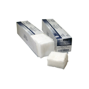 Cotton-Filled Gauze Sponges