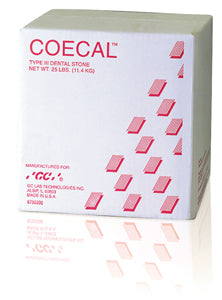 GC COECAL Lab Stone - Mega Dental Art Supply