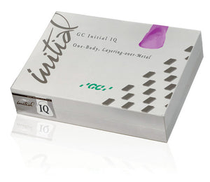 GC Initial IQ, One Body, Layering-Over Metal Set - Mega Dental Art Supply