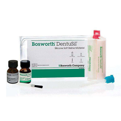 DentuSil™ Silicone Soft Reline Material