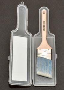 The Paint Brush Holder To Store Wet Brushes 1/2-3 Inch For >30 Days (3 Pack)