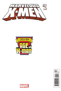 AGE OF X-MAN MARVELOUS X-MEN #1 (OF 5) PACHECO SECRET VAR