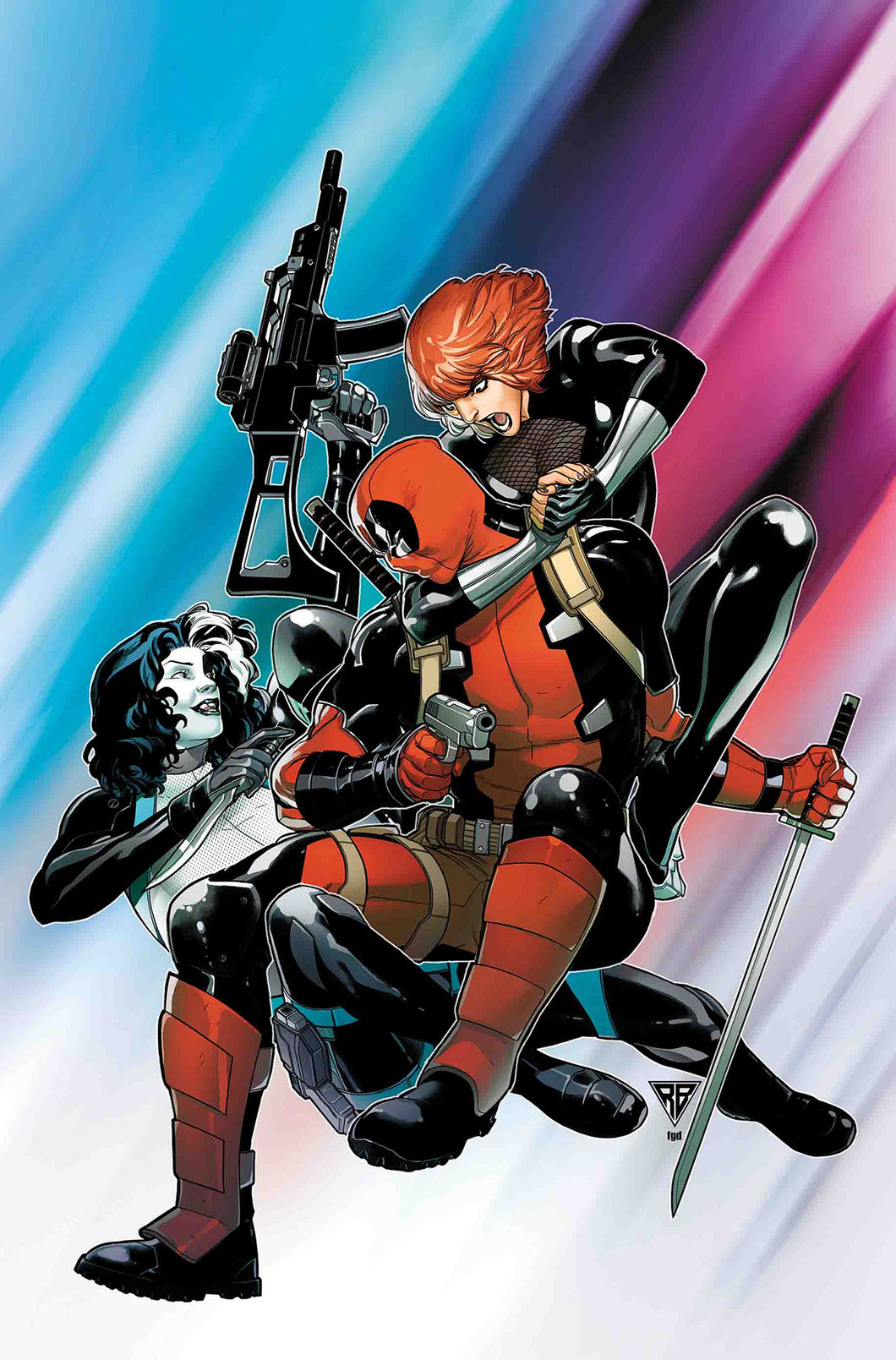 DOMINO HOTSHOTS #2 (OF 5)