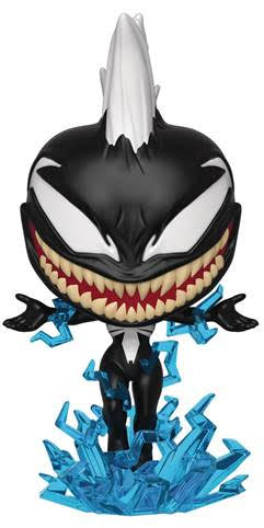 POP MARVEL VENOMIZED STORM VINYL FIGURE