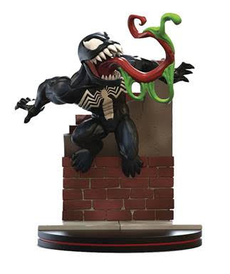 MARVEL VENOM Q-FIG DIORAMA FIGURE