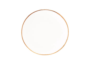 Main Dish Gold-White