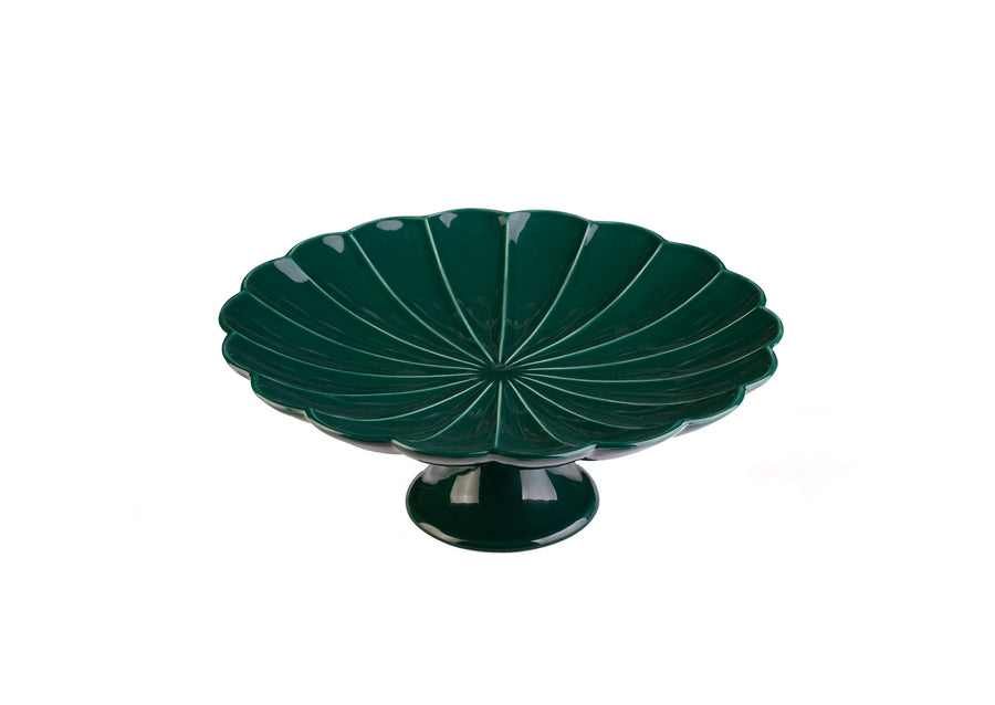 Daisy Fruit Platter-Green