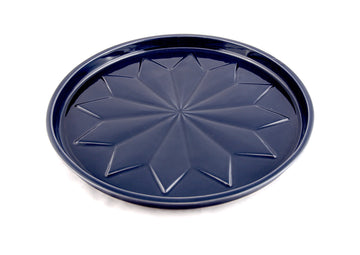 Tray Large-Navy Blue