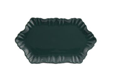 Cloud Appetizer Plate Small-Green