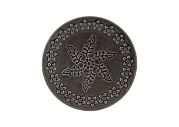 Saucer (Turkish Coffee)-Grey