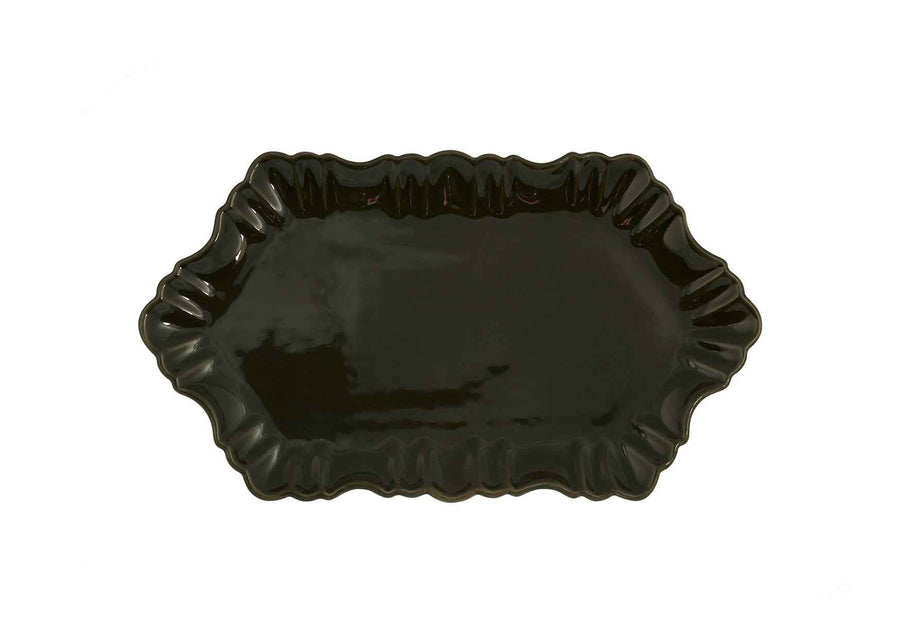 Cloud Appetizer Plate Small-Khaki