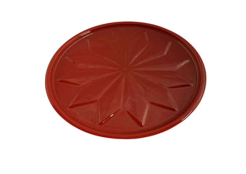 Tray Large-Coral