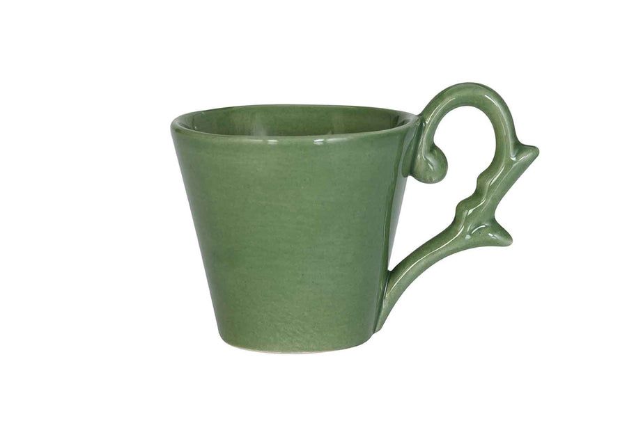 Double Espresso Cup-Light Green