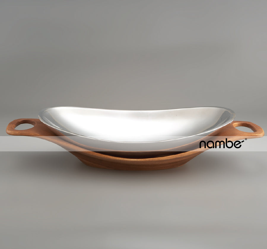 CRADLE SERVING BOWL
