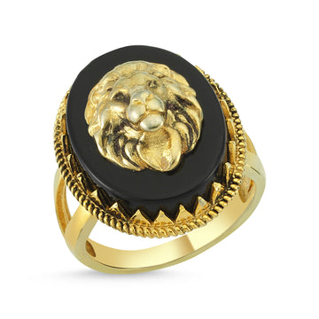 Be Lion Ring