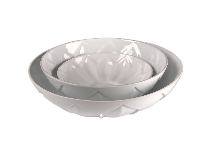 Bowl Large-White