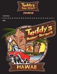 Tiki Hot Rod T-Shirt