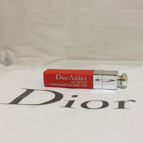DIOR Addict Lip Tattoo Color JUICE - LIMITED EDITIONCOLORED LIP TINT