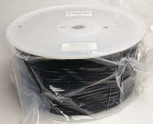 2.85mm 2KG-spool Black FilaCube 3D Printer PLA 2 filament 3mm multiple kilograms multikilo