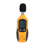 Tooltoo Classic Decibel Meter , Yellow and Black