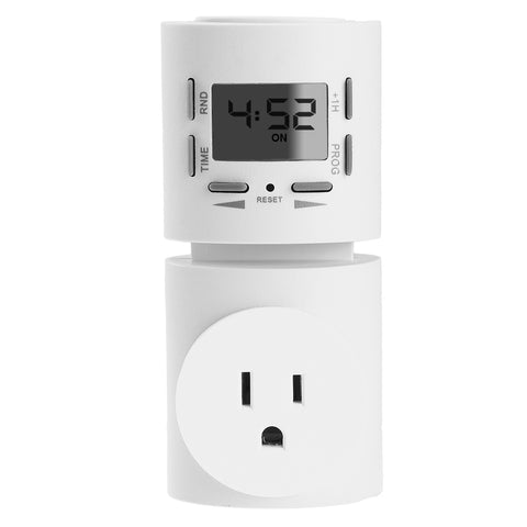Tooltoo Digital Timer Outlet Timer