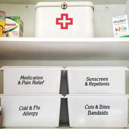 The Label Store - First Aid Labels