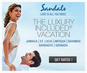 Sandals Resorts - Five Star Promotion