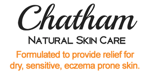 Chatham Natural Skin Care - Eczema Relief, Atopic Dermatitis