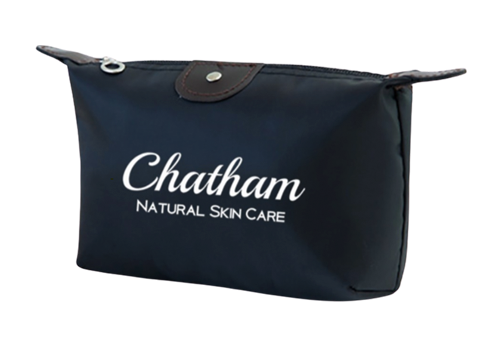 travel bag - our products are formulated to provide relief for dry, sensitive, eczema prone skin