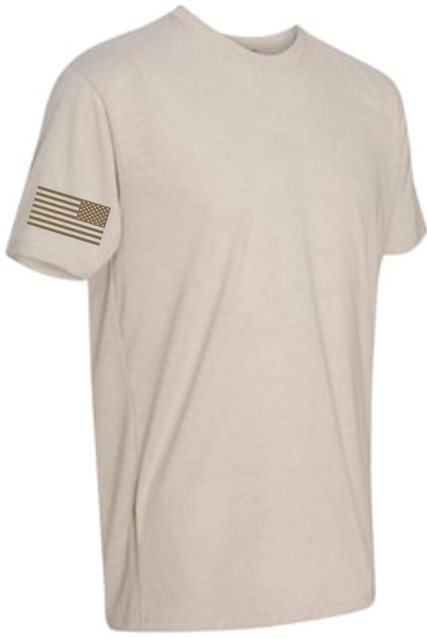 Men's Sand Short Sleeve T-Shirt