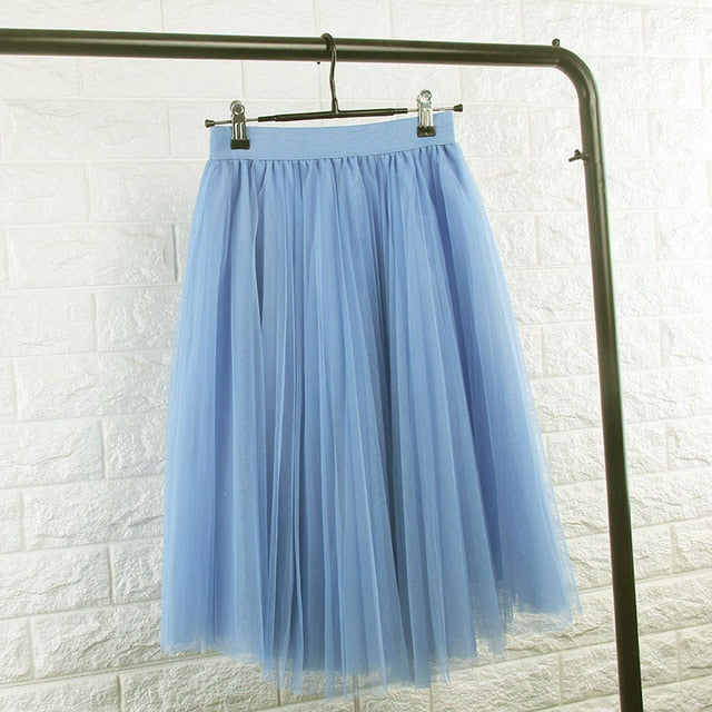 jupe tulle