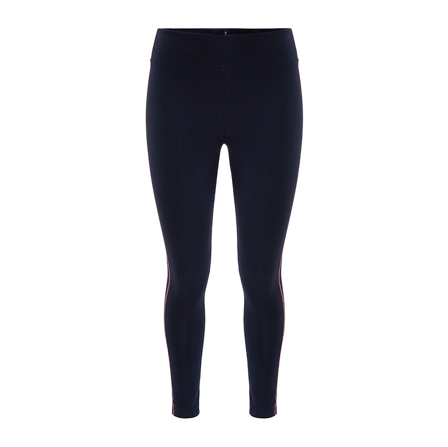 Snø Tights Dame Navy blue
