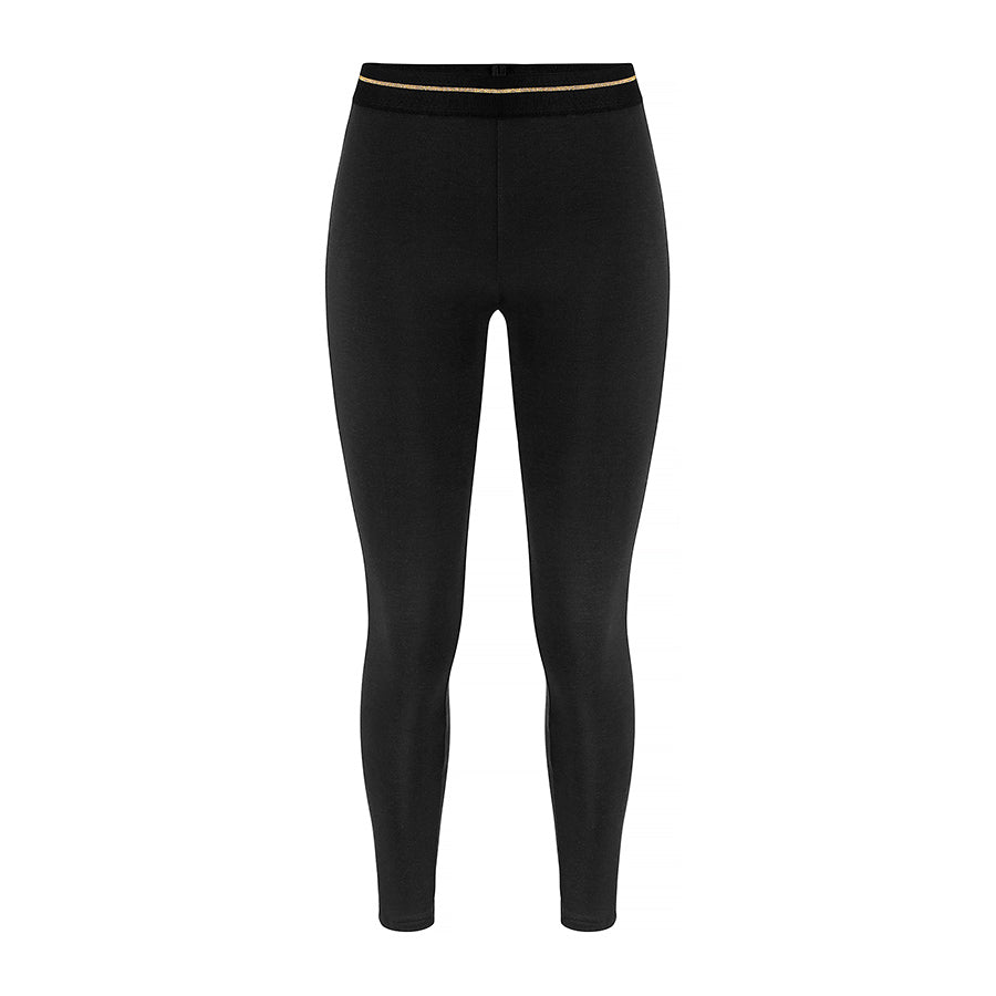 Hygge tights Dame Sort