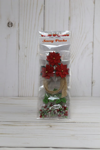 Patchwork Christmas Sassy Pack