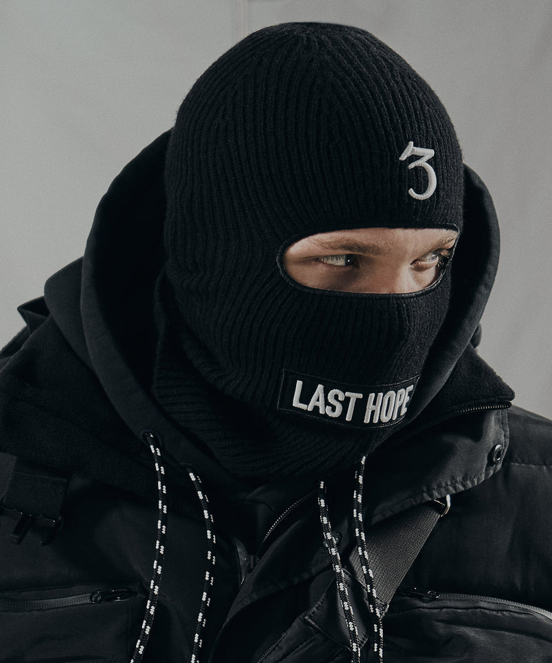 LAST HOPE balaclava black