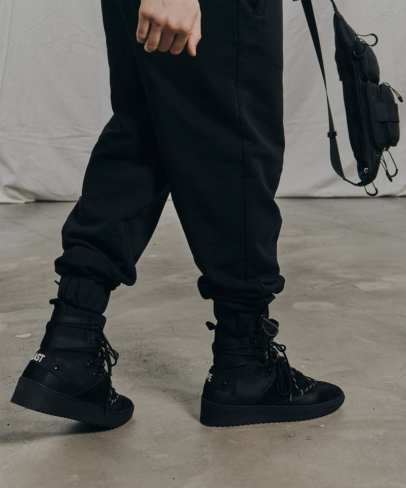 Sweatpants Black Sand