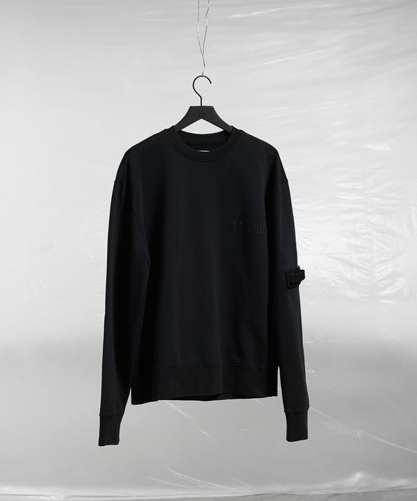Sweatshirt Black Sand