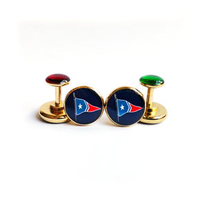 York River Traders Custom Cufflinks