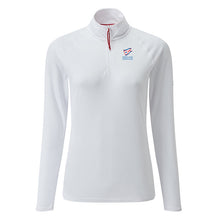 Load image into Gallery viewer, Gill Women's UV Tech Zip Neck Polo