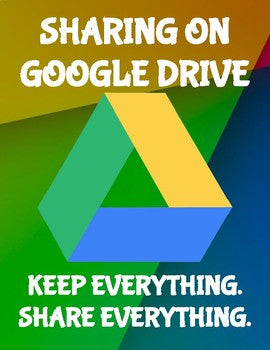 Sharing on Google Drive: Everything you need to know! - Roombop