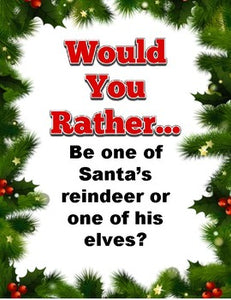 Would you rather: Christmas Edition - Roombop