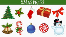 Load image into Gallery viewer, Digital Reindeer Design | Christmas Activity - Roombop