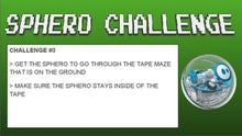 Load image into Gallery viewer, Sphero SPRK: 10 Scaffolding Challenges - Roombop
