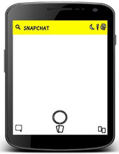 Load image into Gallery viewer, Snapchat Template (Editable in Google Slides) - Roombop
