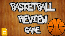 Load image into Gallery viewer, Basketball Review (Google Slides Game Template) - Roombop