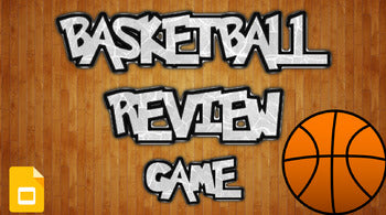 Basketball Review (Google Slides Game Template) - Roombop