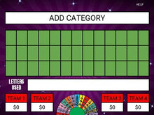 Load image into Gallery viewer, Wheel of Fortune (Google Slides Game Template) - Roombop