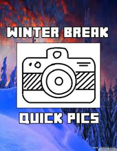 Load image into Gallery viewer, Winter Break Quick Pics - Roombop